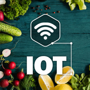 استفاده از فناوری اینترنت اشیاء «IoT» در صنایع غذایی
