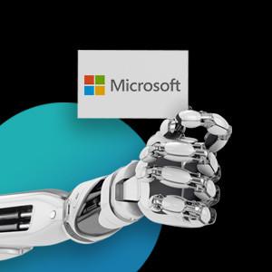 پیشتازی مایکروسافت در حوزه هوش مصنوعی