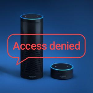 افزایش امنیت دستیار صوتی آمازون