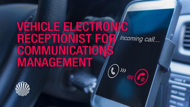 سرویسی برای مدیریت تماسها و پیامهای دریافتی رانندگان