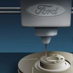 فعالیت گسترده فورد در حوزه فناوری چاپ سهبعدی؛ ساخت ترمز دیسکی