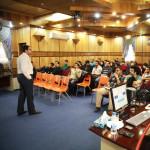 برگزاری کارگاه آموزشی آشنایی با پتنت و نحوه ثبت آن در دانشگاه آزاد قزوین