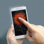 تعمیر خودکار صفحه نمایش آسیب دیده دستگاههای تلفن همراه از طریق گرما