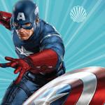 استفاده از سپر کاپیتان آمریکا؛ جاذبه جدید والت دیزنی