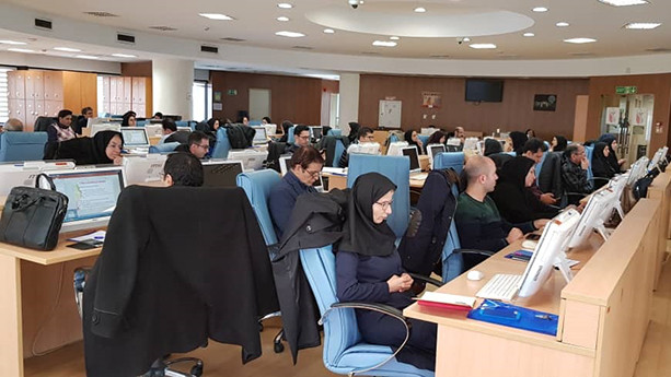 برگزاری کارگاه آموزشی مقدمات اصول داوری و جستجو در دانشگاه علوم پزشکی ایران