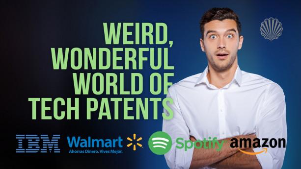 شرکتهای فناور و پتنتهایی که در نگاه اول، عجیب و غیرمعمول هستند!