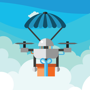 ارتقای سیستم ایمنی پهپادها با استفاده از چتر نجات