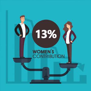 سهم نسبتاْ پایین زنان در پروندههای ثبت اختراع؛ پتانسیلی که هنوز بالفعل نشده است!