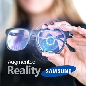 ایده جدید سامسونگ برای عینکهای مبتنی بر واقعیت افزوده
