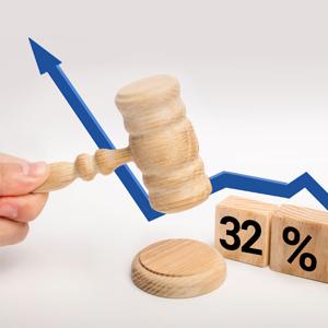 افزایش ۳۲ درصدی سهام یک شرکت دارویی در پی تأیید اعتبار پتنت