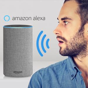 آمادگی تمام وقت دستیار صوتی آمازون برای پردازش صدای کاربر