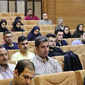 گزارش برگزاری کارگاه پیشرفته آموزش مالکیت فکری در پارک علم و فناوری کرمانشاه
