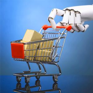 خرید و حمل آسان با استفاده از ربات خودران تویوتا