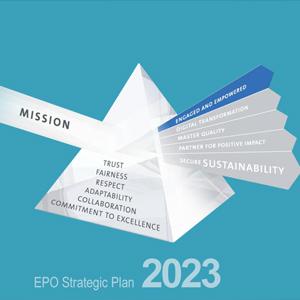 انتشار برنامه راهبردی دفتر ثبت اختراع اروپا