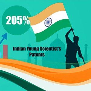 رشد ۲۰۵ درصدی درخواستهای ثبت اختراع مخترعین جوان هندی