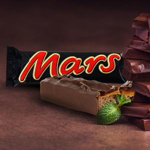 شکلاتی که در دمای بالای محیط آب نمیشود!