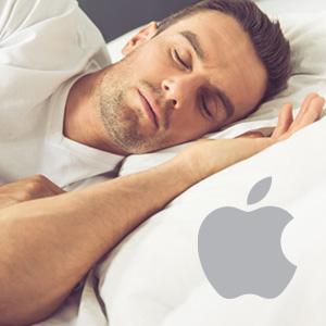 عزم جدی اپل برای کنترل وضعیت سلامت در هنگام خواب