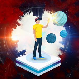 تشک واقعیت مجازی؛ نوآوری جدید مایکروسافت