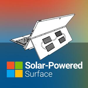 شارژ تبلت با استفاده از پنلهای خورشیدی که نیازی به نور خورشید ندارد!