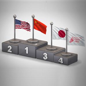 رهبری مطلق چین در پروندههای ثبت اختراع سال ۲۰۱۸