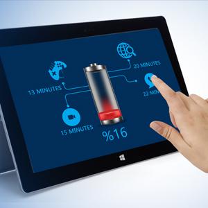 سیستم کنترلی جدیدی برای میزان شارژ گوشی همراه