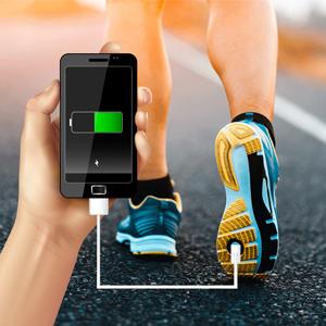 شارژ دستگاههای الکترونیکی سربازان آمریکایی از طریق کفشهای آنها