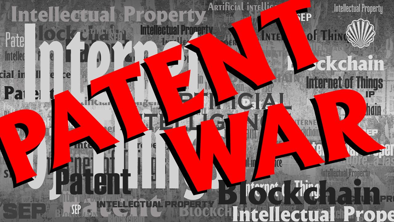 نقش بازیگران جدید فناوری در ایجاد جنگ حقوقی پتنت در حوزههای نوین