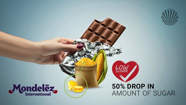استفاده از فیبر ذرت برای کاهش ۵۰ درصدی قند و کالری شکلات