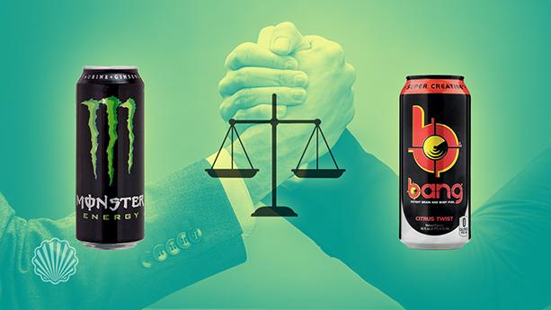 جدال حقوقی گسترده تولیدکنندگان نوشیدنیهای انرژیزا