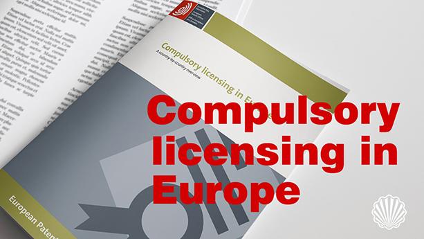 انتشار گزارش وضعیت صدور مجوز اجباری پتنت در اروپا