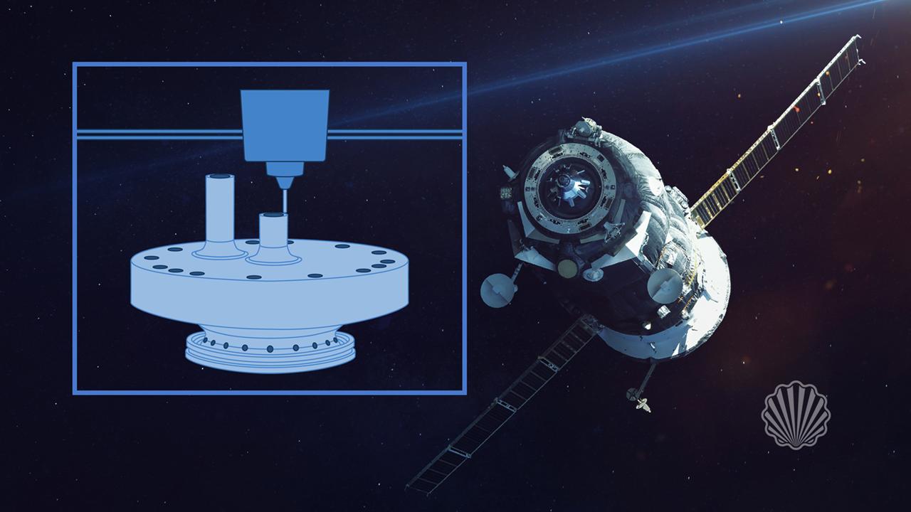 استفاده از چاپ سهبعدی برای توسعه فناوری ساخت موتور موشکهای ماهوارهای