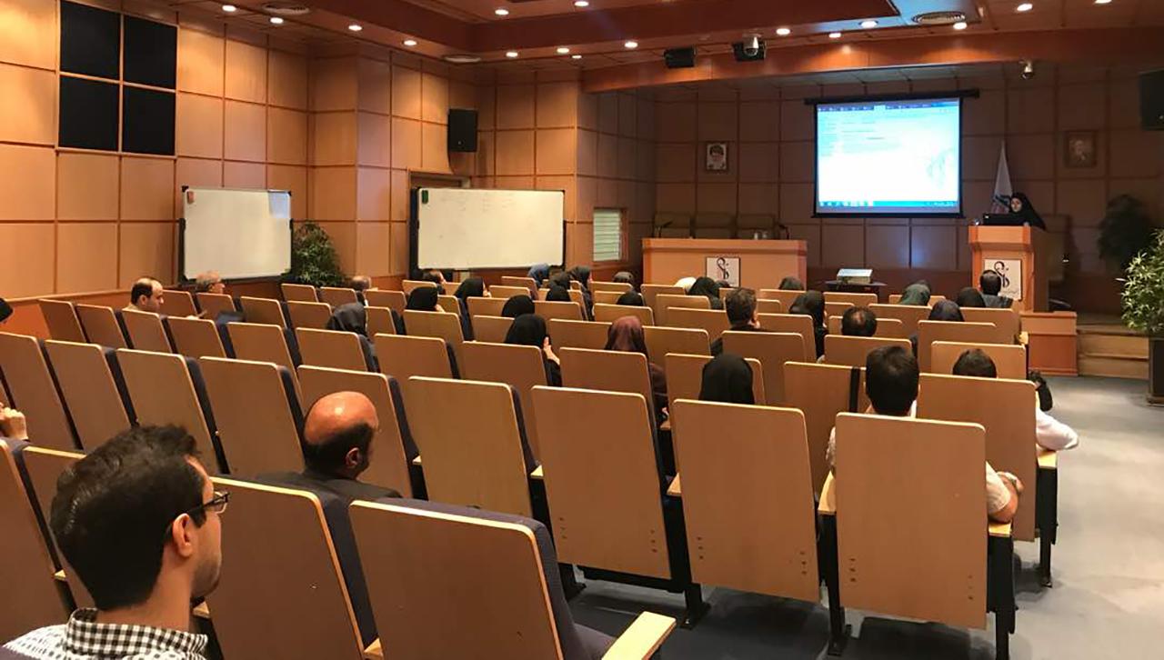 گزارش برگزاری کارگاه پیشرفته مالکیت فکری در دانشگاه علوم پزشکی ایران
