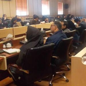 برگزاری کارگاه آموزش ثبت اختراع پیشرفته در پژوهشگاه ملی مهندسی ژنتیک و زیستفناوری