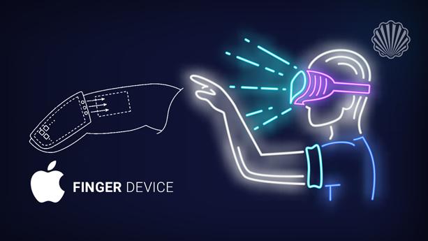 تجهیز انگشتی اپل؛ تجربهای منحصربهفرد از واقعیت مجازی و افزوده