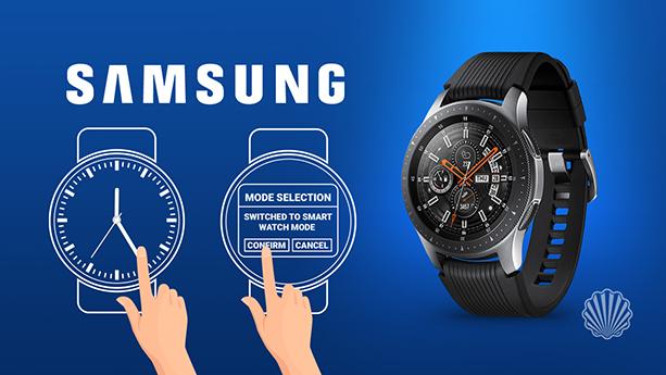 نسل جدید ساعتهای هوشمند با قابلیت تبدیل از دیجیتال به آنالوگ