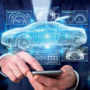 قابلیت کنترل خودرو با استفاده از تلفنهای همراه آیفون