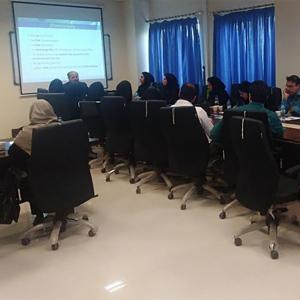 برگزاری کارگاه آموزشی ثبت اختراع پیشرفته در دانشگاه علوم پزشکی هرمزگان