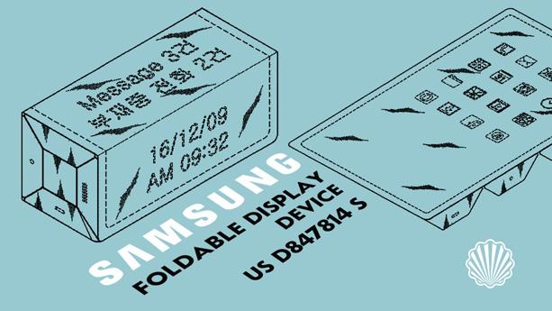 تلاش سامسونگ برای توسعه کاربردهای جدید صفحات نمایش انعطافپذیر