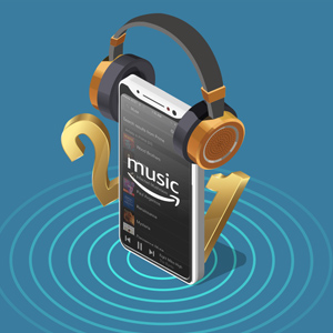 پیشبینی محبوبترین آثار موسیقی به کمک فناوری جدید آمازون