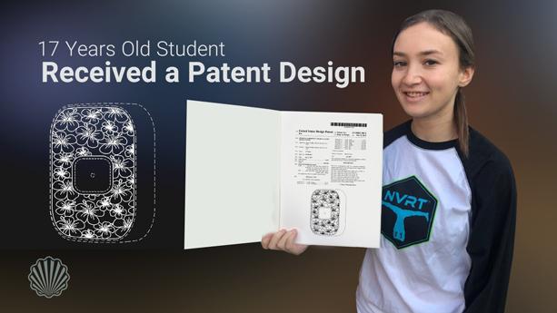 نوآوری منحصربهفرد نوجوان آمریکایی برای تغییر در ظاهر دستگاه پزشکی مادربزرگش
