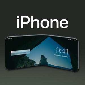عزم جدی اپل برای طراحی و ساخت آیفونهای انعطافپذیر