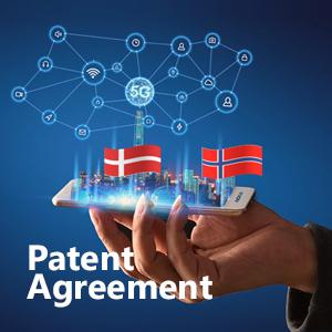 گسترش بازار داراییهای فکری نوکیا در نروژ و دانمارک