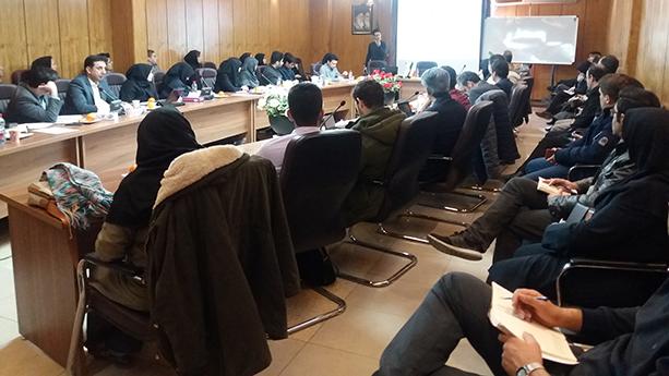 برگزاری کارگاه آموزشی مقدمات ثبت اختراع در دانشگاه علوم پزشکی همدان