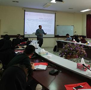 برگزاری کارگاه آموزشی ثبت اختراع پیشرفته در دانشگاه صنعتیخواجهنصیرالدینطوسی