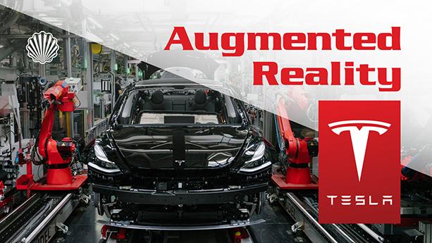 استفاده از واقعیت افزوده، برای سرعت بخشیدن به فرایند تولید خودرو