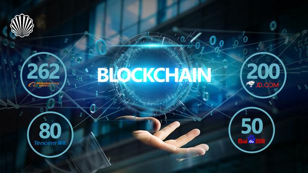 فعالیت ویژه شرکتهای چینی در حوزه فناوری بلاکچین