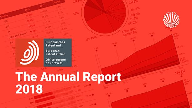 رشد ۴.۶ درصدی درخواستهای ثبت اختراع ارسالی به «EPO» در سال ۲۰۱۸ میلادی