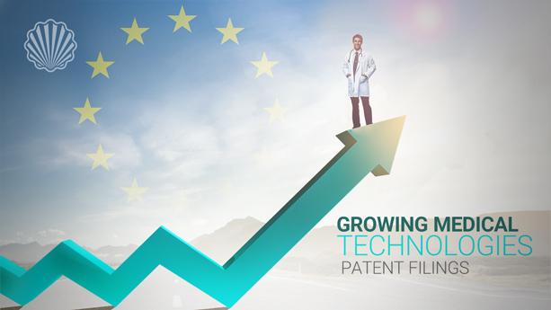 رشد ادامهدار ثبت اختراعات پزشکی در اروپا