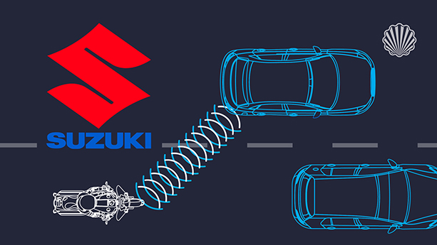 بهرهگیری از سنسورهای برخورد خودرو برای ایمنسازی حرکت موتورسیکلتها