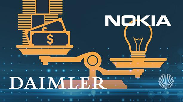 وارد شدن اتهام انحصارگرایی به قراردادهای صدور مجوز صادره توسط نوکیا